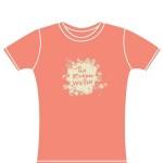 RW tee pink