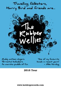 Rubber Wellies 2016 poster 2